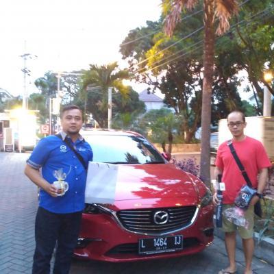 penyehan mobil Mazda Malang 3