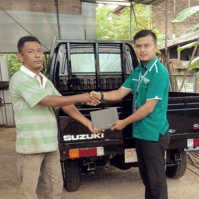 penyehan mobil Suzuki Padang 3