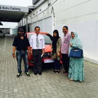 penyehan mobil Honda Aceh 5
