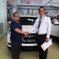 penyehan mobil Honda Aceh 14
