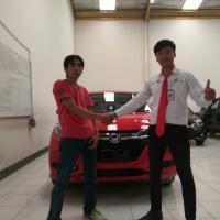 penyehan mobil Honda Cikampek 13