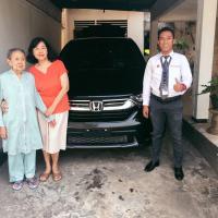penyehan mobil Honda Jakarta Pusat 2