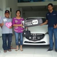 penyehan mobil Mazda Medan 6