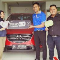 penyehan mobil Mazda Medan 8