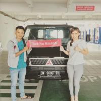 penyehan mobil Mitsubishi Pekanbaru 1