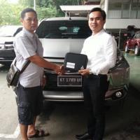 penyehan mobil Mitsubishi Samarinda 2