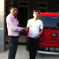 penyehan mobil Nissan Bogor 2