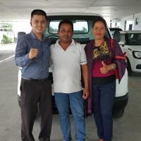 penyehan mobil Suzuki Medan 1