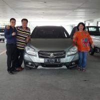 penyehan mobil Suzuki Medan 2