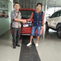 penyehan mobil Toyota Bengkulu 2