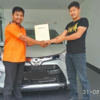penyehan mobil Toyota Dumai 12