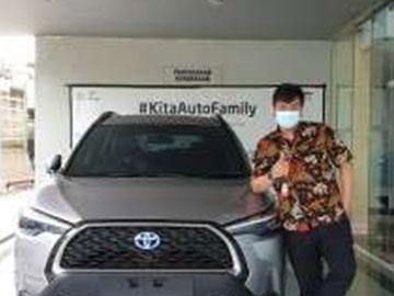 Sales Dealer Toyota Karawang